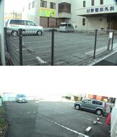 平地駐車場